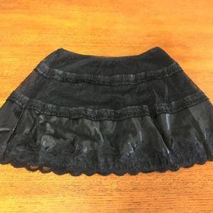 Sexy Black Mini Skirt (pick 3 for $24 bundle)